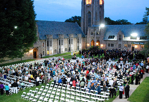 Academic Commencement at Concordia Seminary