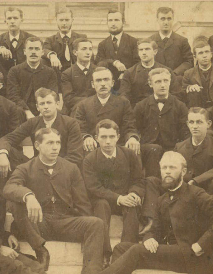 Concordia Seminary students 1883