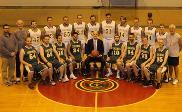 Concordia Seminary basketball
