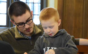 Fellowship and support for seminary students' families