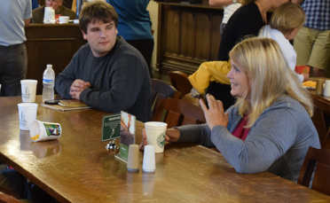 Fellowship and support for seminary students' spouses and families