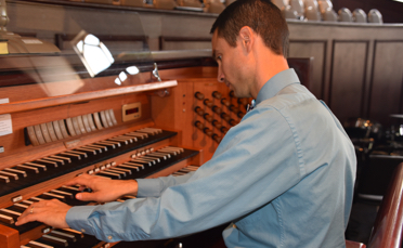 Music and worship at Concordia Seminary