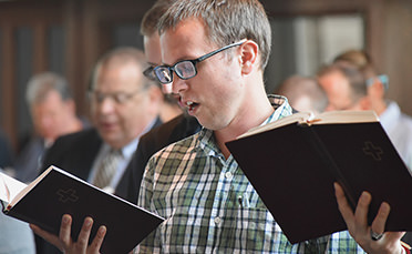 Concordia Seminary choral and instrumental ensembles