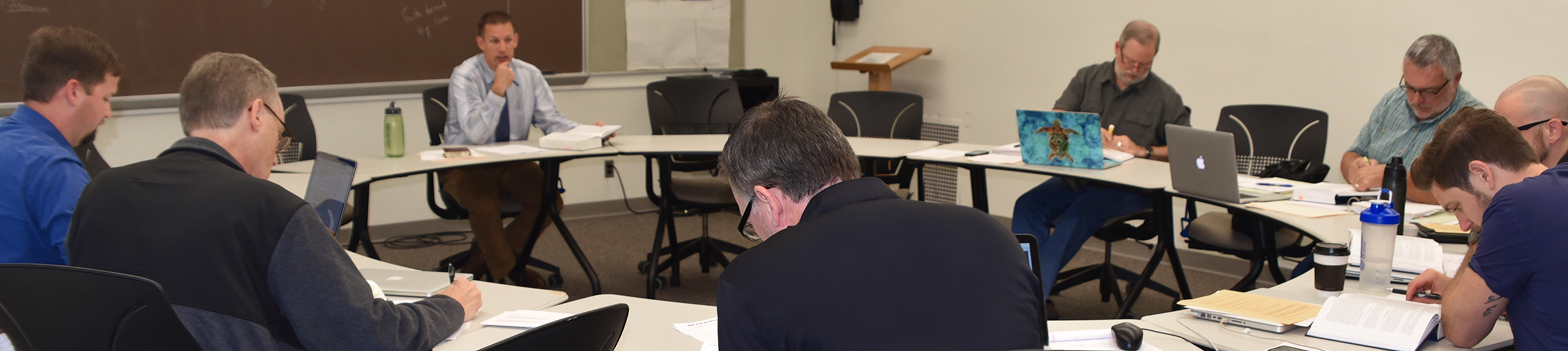 Prepare for pastoral ministry in The Lutheran Church at Concordia Seminary